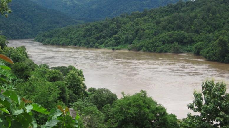 Salween River Thailand