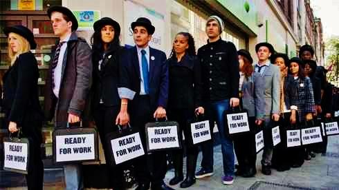 ¿En manos de quien se encuentra el desempleo juvenil?