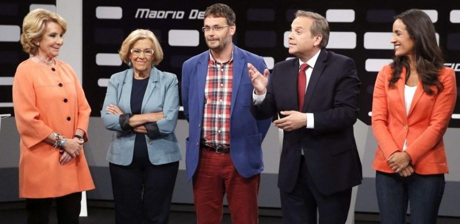Alcaldia Madrid 2015