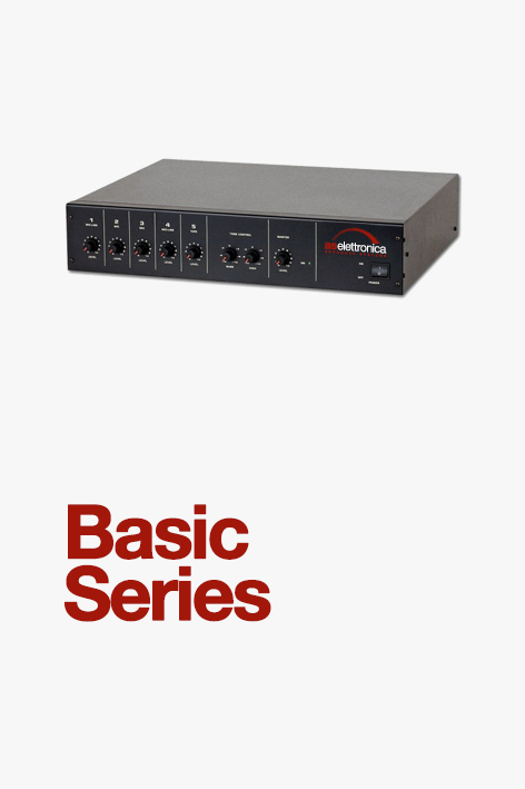 mixer basic series