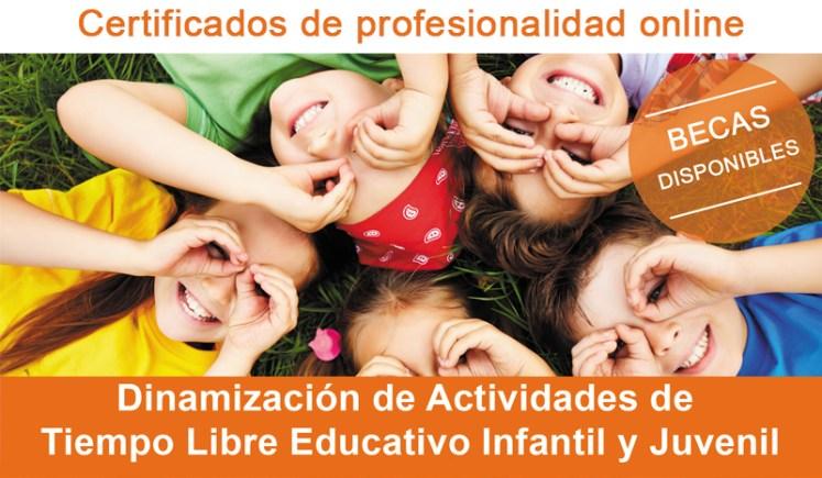 certificado profesionalidad online