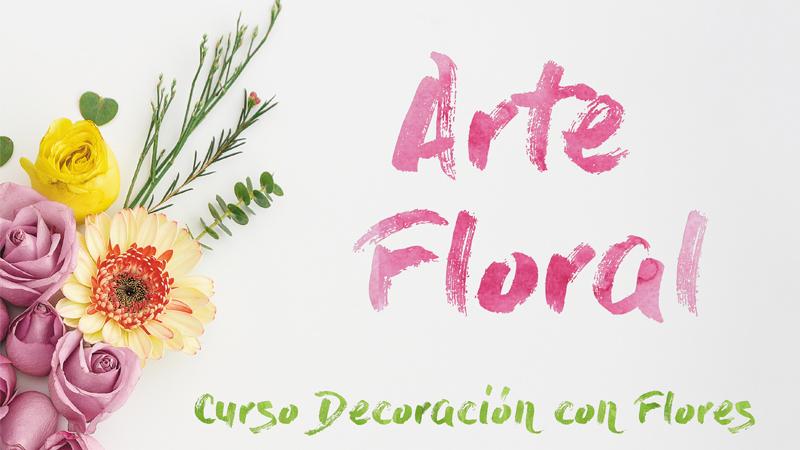 curso arte floral