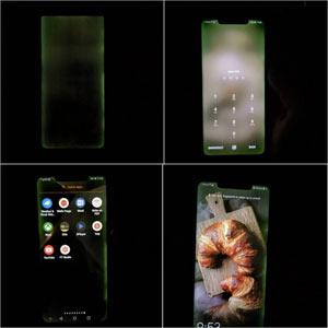 Huawei Mate 20 PRo zeleni ekran, LG ekran, BOE display