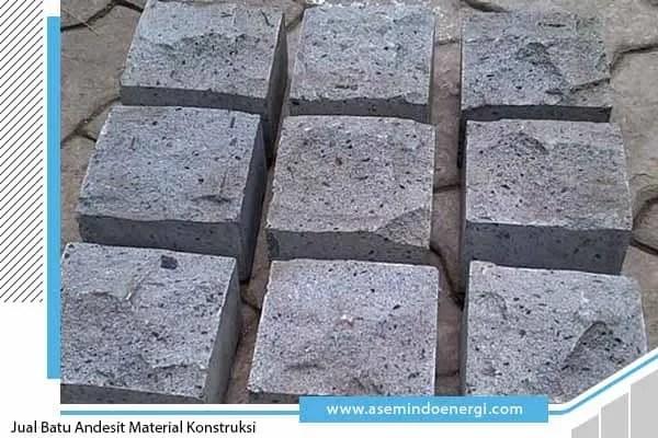 jual batu andesit material konstruksi - mrc asemindo energi