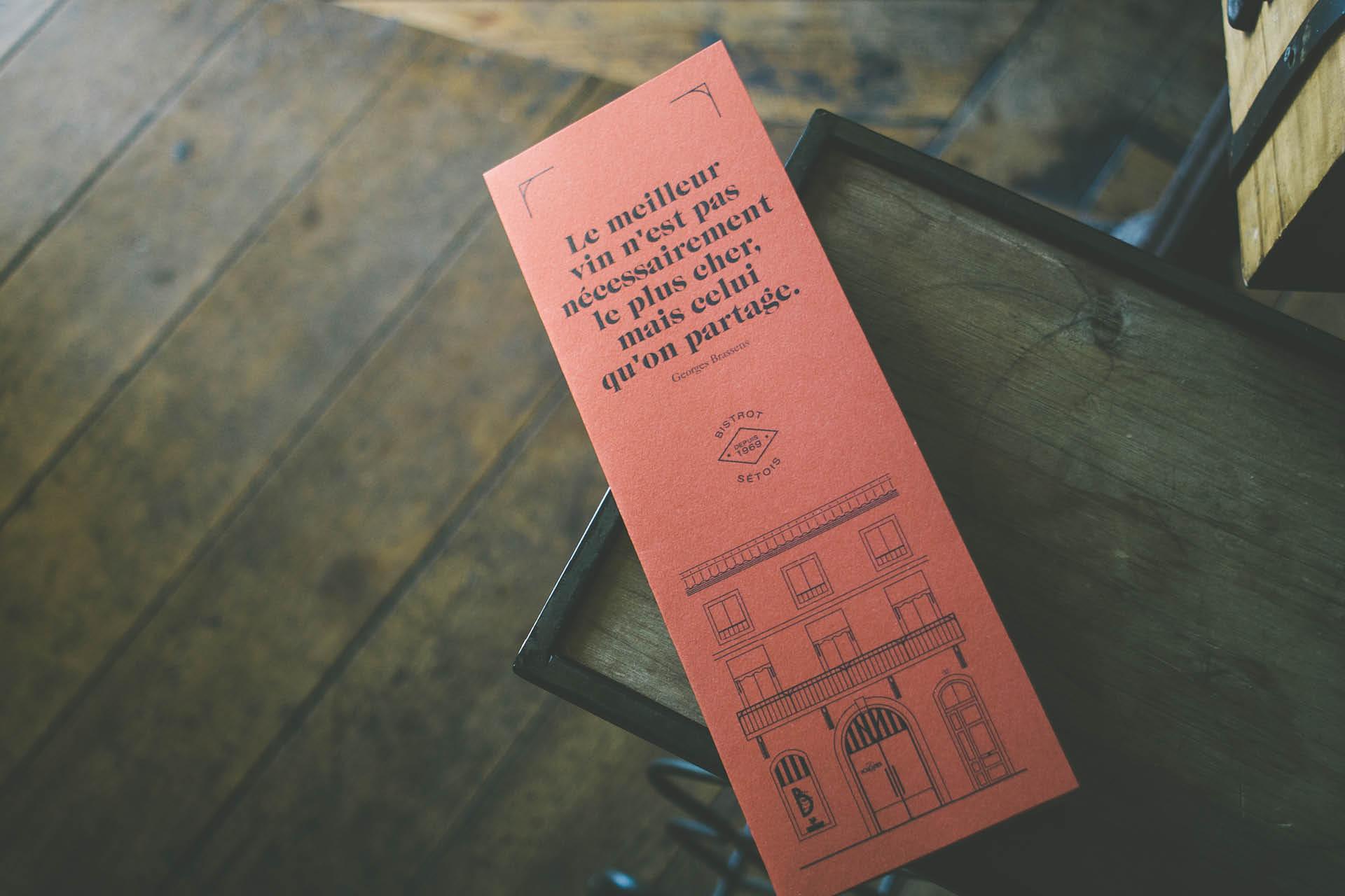 Création logotype restaurant