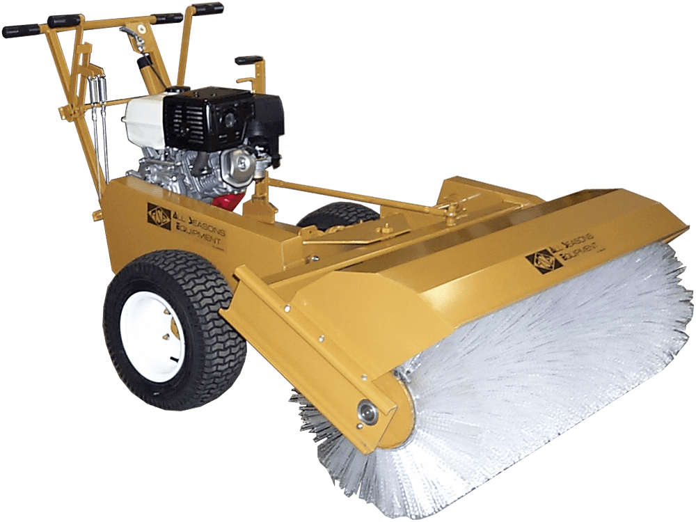 Sweepers Equipment Roof
