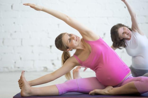 Deporte para embarazadas