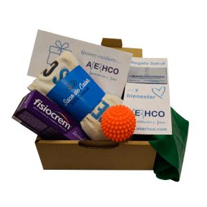 Regalo caja salud premium ASERHCO