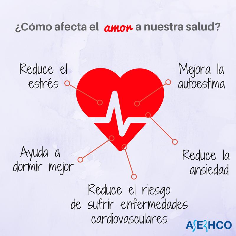 Como afecta el amor a nuestra salud