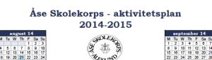 Sesongstart 2014-2015