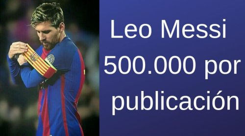 Leo Messi-FCBarcelona