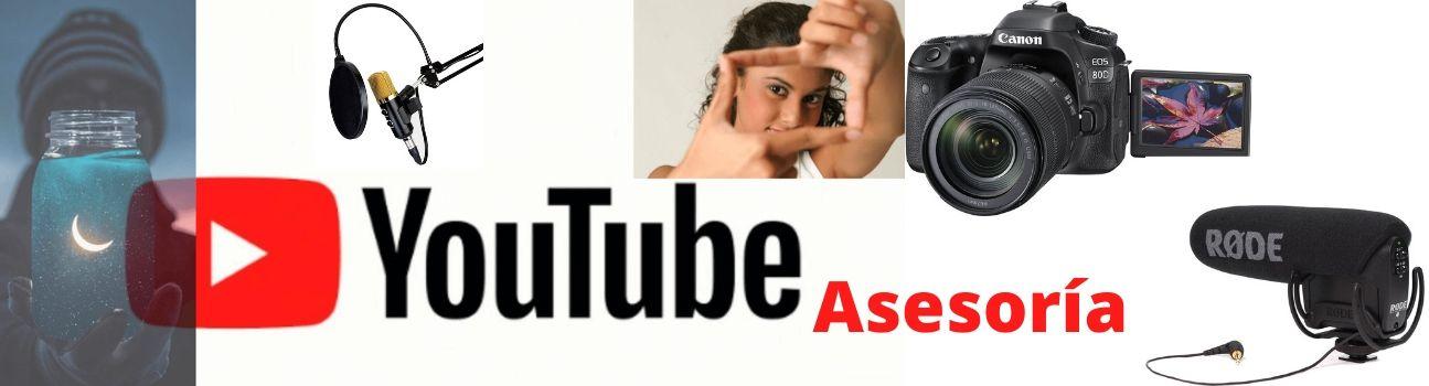 La asesoría para youtubers influencers