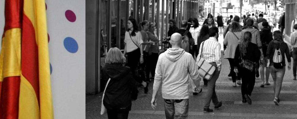el coronavirus y la economía en Cataluña