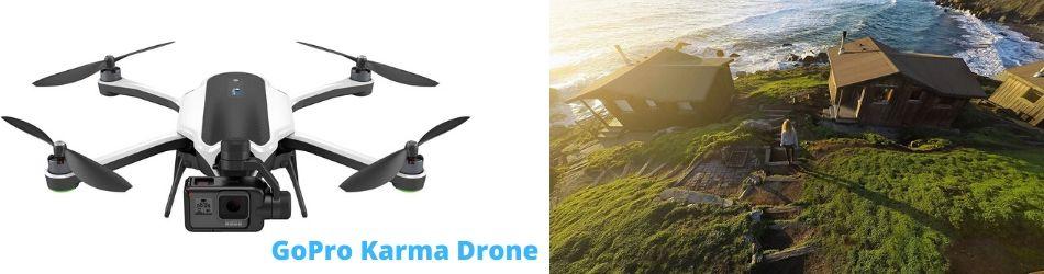 GoPro Karma Drone para youtubers