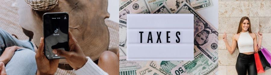 La fiscalidad de TikTok