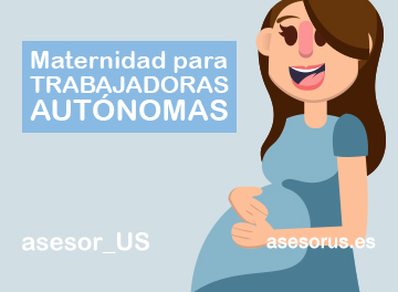 maternidad para trabajadoras autonomas