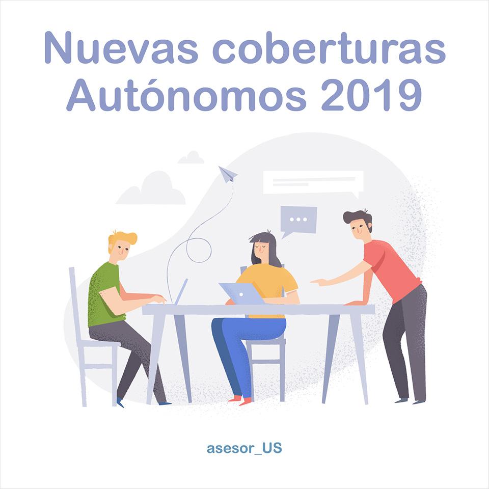 Novedades autonomos 2019