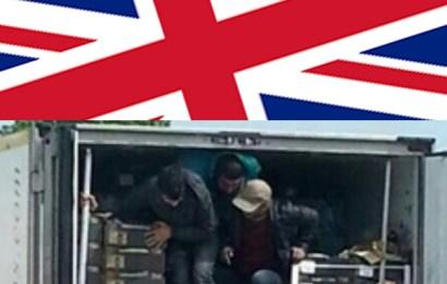 Calais punto de problemas para para el transporte español