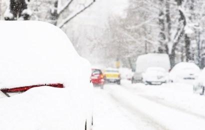 AVISO: Fuertes nevadas a partir de las 5:00 h.
