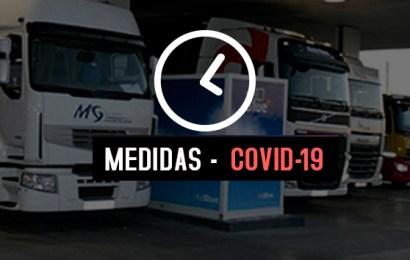 Circular CETM: tiempos de conducción y descanso en la UE