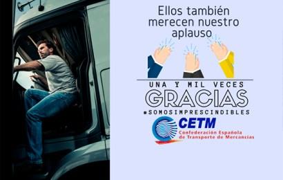 La CETM recrimina al presidente Sánchez que se olvide del transporte