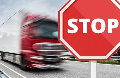 El Comité Nacional del Transporte anuncia un paro empresarial para los días 27 y 28 de julio