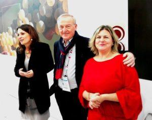 Angela Fronti, Leonardo Tozzi, Letizia Cesani