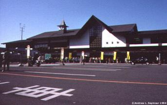Kamakura Train Station