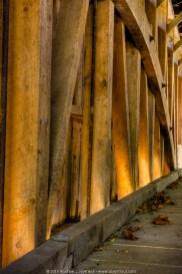 Rudolph & Arthur Covered Bridge (Interior)