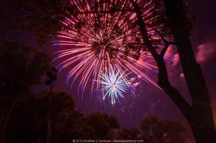 2012 Downingtown Fireworks 043