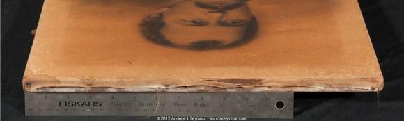 Michael Moran Restoration - Top Edge Damage Detail