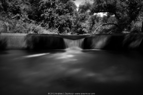 120912 Marsh Creek Spillway bw 07