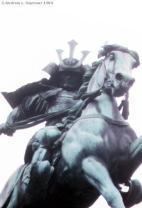 Samurai Warrior Monument