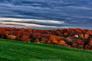 Fall sunset hdr 01 (2011)