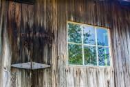 Hinge and Window