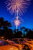 Images taken during the 2013 Downingtown Good Neighbor Day Fireworks on July 4th