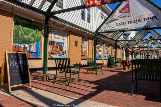 Fair Trade Town - Media