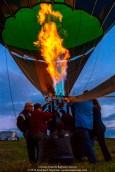 Glowing Balloon Flames 165
