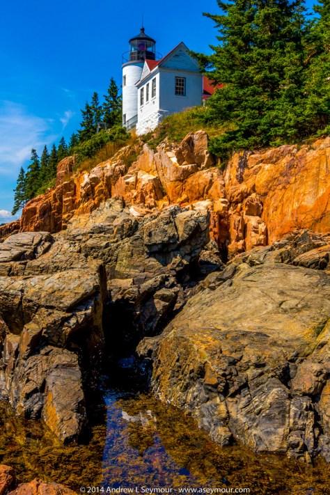 Bass Harbor Lighthouse 043