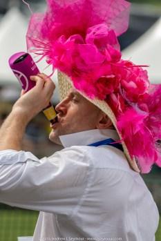 Hats of Radnor Hunt 107
