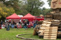 2018 Black Walnut Fire and Wine Festival