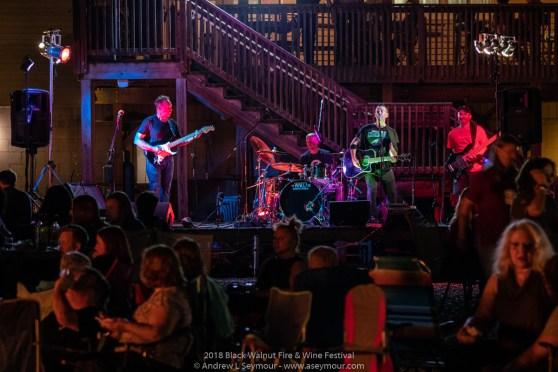 The Holt 45 band - Christopher Holt; John Holt, Rob Holt, Craig Rothe