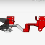 VIDEO ASFIR.EU – Dispositif de remorquage amovible Hyundai Santa Fe