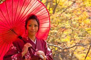 Mengenal Wagasa, Payung Tradisional Orang Jepang