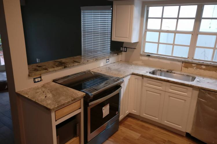 Keeping your granite countertop beautiful