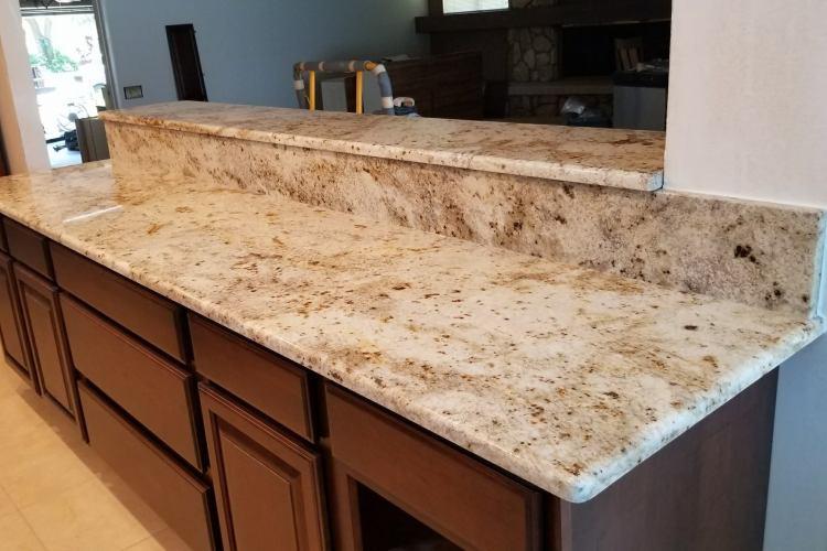 Choosing the right granite countertop color