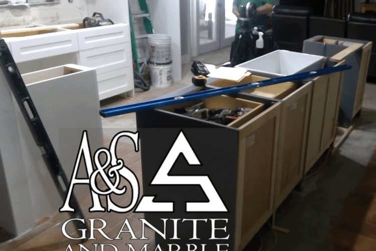 Replacing Countertops With Granite, Quartz, Or Recycled Glass