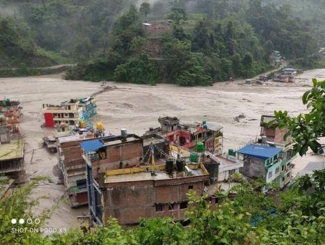 Bild Überschwemmung