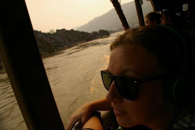 Asha Mekong Slow Boat Luang Prabang