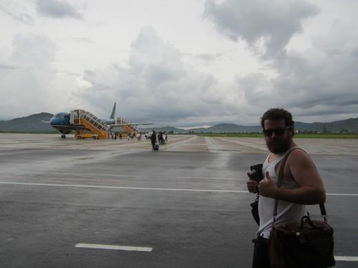 Vietnam Dalat Airport